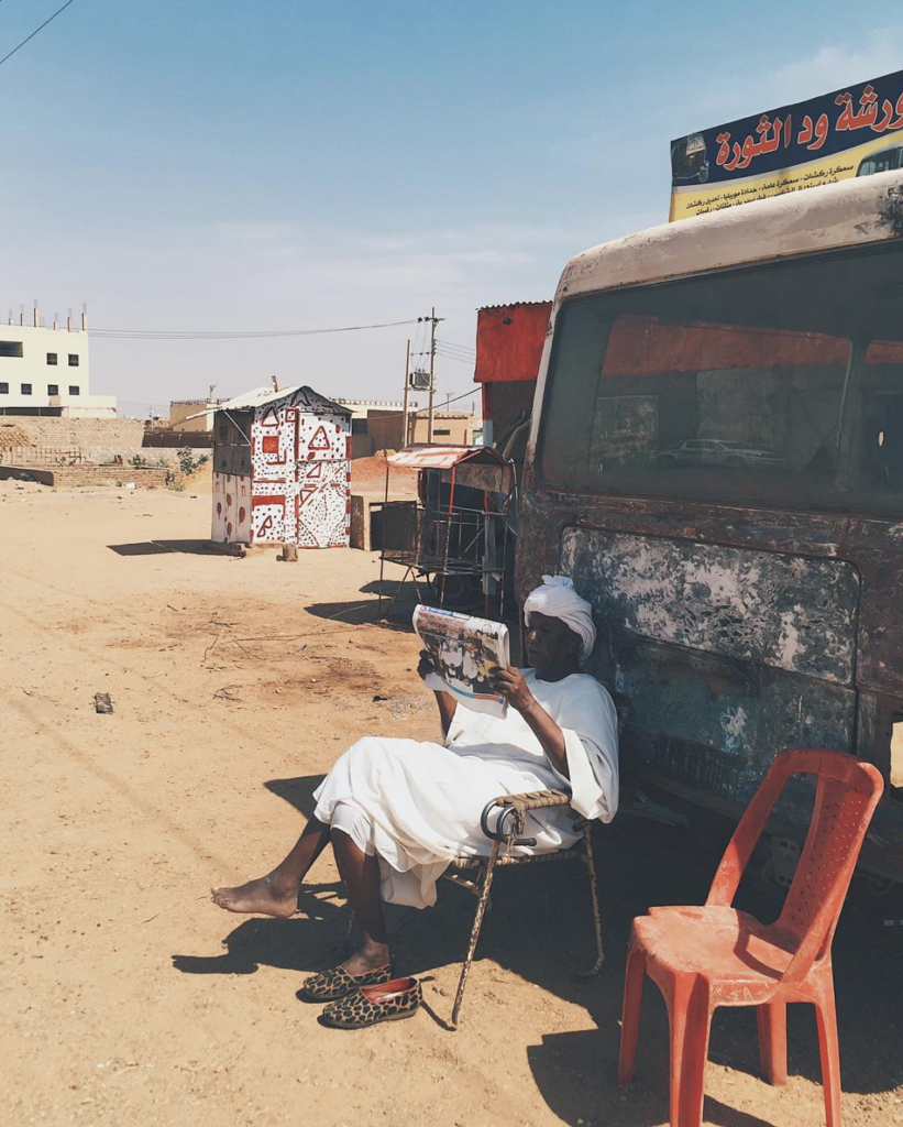 """My utopia starts with the environment but transforms the society"" – Interview with Omer Galal from Sudan Utopia"