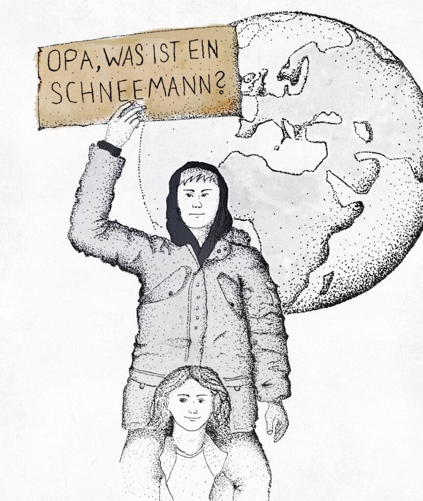 Der Klimawandel – ein Lichtblick in einer unsolidarischen Welt?