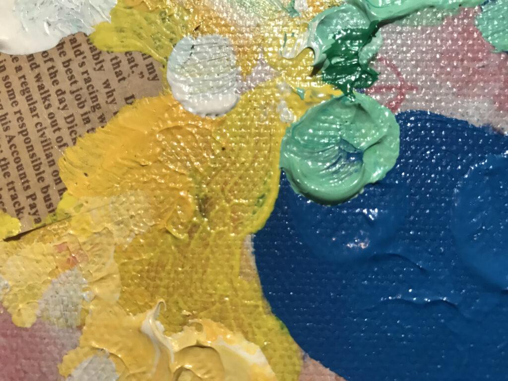 Der Monatliche Dreizeiler mal anders: Frisch aus dem trotzdem Bücherregal